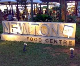 The Newton Circle
