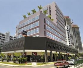 The Tan Tock Seng Hospital